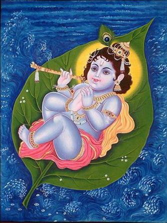 chromo Krishna Inde