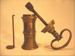 mortier a betel ancien bronze inde