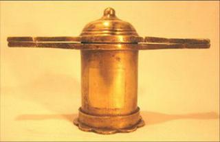 vaisselle pressoir muruku bronze ancien inde
