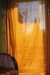 sari inde usage rideau
