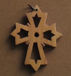 croix bois bulgarie