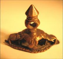 sceau bronze antiquite inde